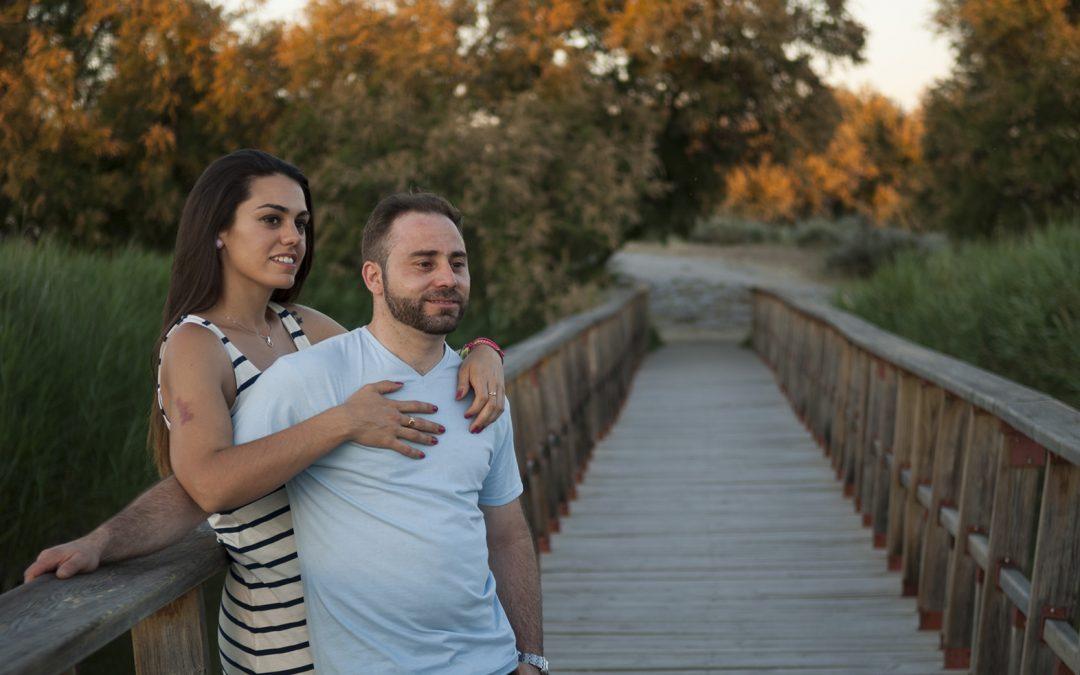 Pre-boda Luisen y Noelia
