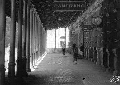 Estación de Canfran 1